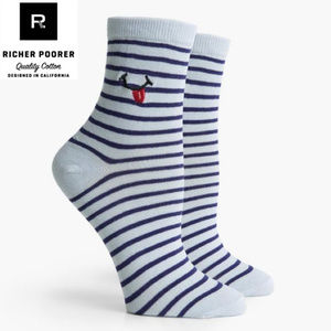 Richer Poorer - 'Tasty' Lightweight Ankle Socks